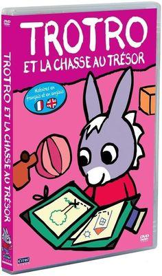 Trotro - Vol. 3 : Trotro et la chasse au Trésor - DVD NEUF