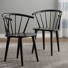 Shop a great selection of Arielle Rubber Wood Windsor Back Side Chair (Set Langley Street? Find new offer and Similar products for Arielle Rubber Wood Windsor Back Side Chair (Set Langley Street? Dining Furniture, Chair, Furniture Sale, Cafe Chairs, Furniture, Chair Set, Dining Chairs, Farmhouse Dining, Contemporary Dining Table