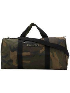 Hydrogen camouflage bag