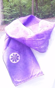 The best, original, purple silk scarves, hand dyed, each stroke is strategically placed, one of a kind, original works of art, every fashionista owns one - get yours today!etsy.com/shop/SowingAcorns              $34.99