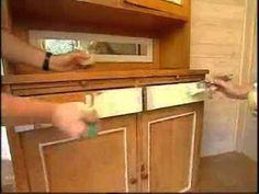 Антикварный шкаф от Марата Ка - YouTube