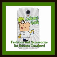 A collection of MUST have fashions and accessories for the well-dressed science teacher! http://www.pinterest.com/sciencewear/fun-wear-for-science/