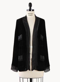 Hallie Jacket - Clothing
