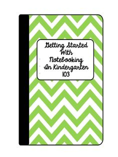 Little Miss Hypothesis - Lessons from the Science Lab: Science Notebooking 103! Freebie
