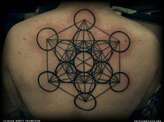 Sacred Geometry Tattoo - Tattoo Artists.org