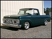 1961 Ford F100 Pickup 327/350 HP, Automatic at Mecum Auction