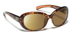 7 Eye Active Lifestyle Sunglasses Lindsay, SharpView Copper PC Lens, Light Tortoise Frame, 896044 7 Eye. $71.08