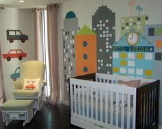 Boys Nursery Design, Pictures, Remodel, Decor and Ideas - page 7