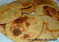 Tortillas de plátano sin grasas para #Mycook http://www.mycook.es/cocina/receta/tortillas-de-platano-sin-grasas