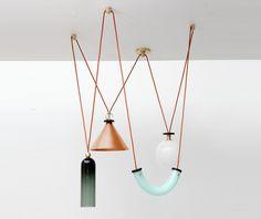 shape-up lights by ladies & gentlemen studio