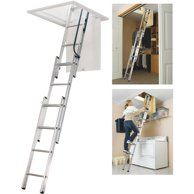 The Energy Guardian R 20 Attic Entryway Opening Insulation Cover Pull Down Ladder Walmart Com Attic Ladder Attic Stairs Attic