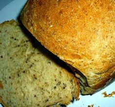 Pão de Mostarda e Cerveja - Máquina de Pão