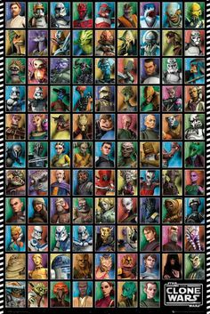 starwars on Pinterest   Clone Wars, Star Wars and The Bounty