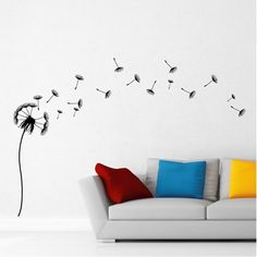 Love these next wall stickers and they're so cheap!