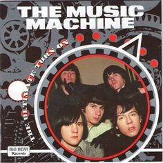 The Music Machine - Double Yellow Line