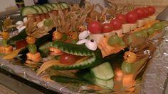 Gurkenkrokodil, ein leckeres Rezept aus der Kategorie Snacks und kleine Gerichte. Bewertungen: 472. Durchschnitt: Ø 4,8.