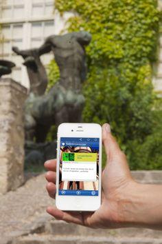 L'histoire du musée en balade audio ! Le musée départemental Maurice Denis, propriété du Conseil général des Yvelines, se dote d'un nouvel outil numérique ! L'idée est simple, depuis votre smartphone, découvrez en un clic l'histoire des lieux et plongez-vous dans l'univers du musée départemental Maurice Denis grâce à l'application audio « Zevisit » !