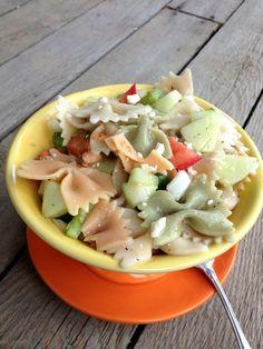 Delicious Pasta Salad - Moms Confession