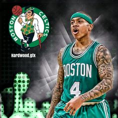 f46fd520ea0a Had a lot of fun making this one because I m a huge Celtics fan and IT4 is  my favorite .