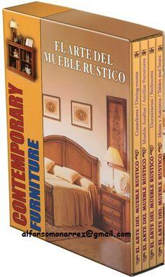 LIBROS DVDS CD-ROMS ENCICLOPEDIAS EDUCACIÓN EN PREESCOLAR. PRIMARIA. SECUNDARIA Y MÁS: MUEBLE RUSTICO