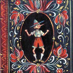 Storytime Painting - Pinocchio - JP1147