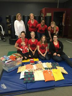 More kits are ready for packing and distributing! Thank you to our #DaysforGirls Georgetown, Texas chapter for all of their help. / Image via #DaysforGirls Georgetown Texas Facebook