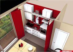 Hidden Kitchen, Small Living, Kitchenette Ideas, Hidden Doors, Shed, Kitchens, Home, Laundry Room, Kitchen