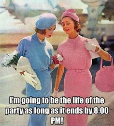I'm Going To Be The Life Of The Party