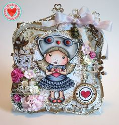 La-La Land Crafts Inspiration and Tutorial Blog: Club La-La Land Crafts DECEMBER 2014 Showcase 2