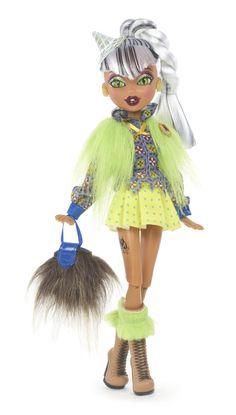 Amazon.com: Bratzillaz Back to Magic Doll -Sashabella Paws:  Birthday shopping for Sasha, maybe a Sashabella doll...