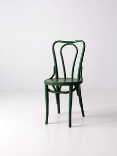 vintage 30s bentwood chair