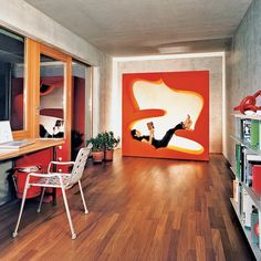 Verner Panton Living Tower by Vitra - neat!