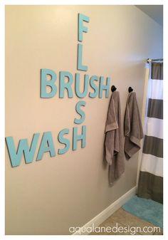 #brush #wash #flush