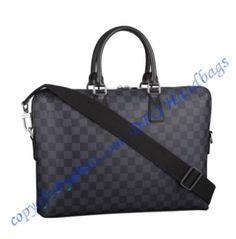 4fb406466a93 Louis Vuitton Damier Graphite Porte-Documents Jour N48224 Louis Vuitton  Official Website