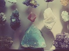 Crystal therapy. #healingpowers #meditation #soulful #cleansing