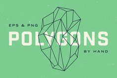 Ad: Geometric Polygons by GhostlyPixels on Boom. A collection of geometric hand illustrated polygons for your design pleasure. The possibilities are basically endless. Select from the Business Brochure, Business Card Logo, Web Design, Graphic Design, Vector Design, Flyer Design, Vector Art, Design Trends, Logo Design