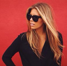 Natasha Oakley's hair...perfect