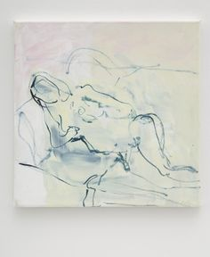 Tracey Emin - Feel You 2014 Gouache on canvas 12 × 12 in. × cm) 12 × 12 × 1 in. Dan Flavin, Tracey Emin, James Turrell, Working Drawing, Guache, Contemporary Paintings, Art Inspo, Pints, Feelings