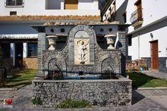 Fuente de Mecina Bombarón Tower Bridge, Travel, Fonts, Viajes, Traveling, Trips, Tourism