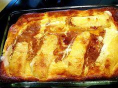 Gilligan's Gourmet: Blintz souffle recipe for Yom Kippur