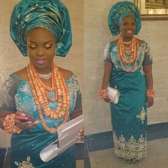 @uffyya looked all shades of pretty yesterday at her traditional wedding.  Make up by @demiwilliam  We can't wait for Saturday!!! Happy married life.  #TheObads #Urobowedding #Warribride #urobobride #deltabride #NigerianWedding #bellanaijaweddings #weddingdigestnaija #Royalty #turnup