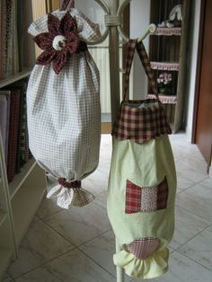 Porta sacchetti fai da te: realizzalo in casa - NanoPress Donna