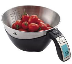 The Kalorik EKS 39724 Measuring Cup opens up a new chapter for a common kitchen gadget. The device measures weight and volume for several common ingredients. http://cnet.co/1b5ktci