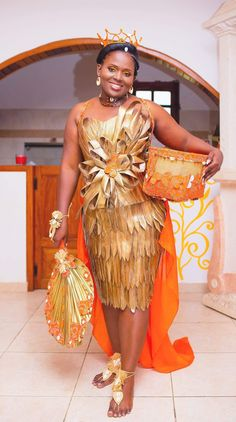 African Men Fashion, African Dresses For Women, Africa Fashion, African Attire, African Fashion Dresses, African Women, African Traditional Wedding, African Traditional Dresses, Ankara Dress Styles
