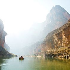 Top 10 life-list adventures | Raft the Colorado River through the Grand Canyon | Sunset.com