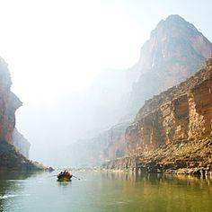 Top 10 life-list adventures   Raft the Colorado River through the Grand Canyon   Sunset.com