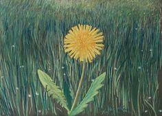 Dandelion - Art of Walter Idema