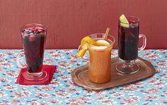 Mulled Pomegranate-Cherry Juicethepioneerwoman Black Cherry Juice, Cherry Cherry, Holiday Ideas, Christmas Ideas, Pioneer Woman Recipes, Pomegranate Juice, Sweet Cherries, Coriander Seeds, Vegetarian Paleo