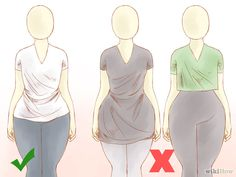 Dress if You've Got a Pear Shaped Figure Step 7 Version 5.jpg                                                                                                                                                                                 More