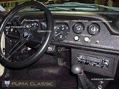 Os botões do painel Puma mudaram bastante ao longo dos anos, mas suas funções quase sempre as mesmas. Primeiramente vamos abordar os modelos...